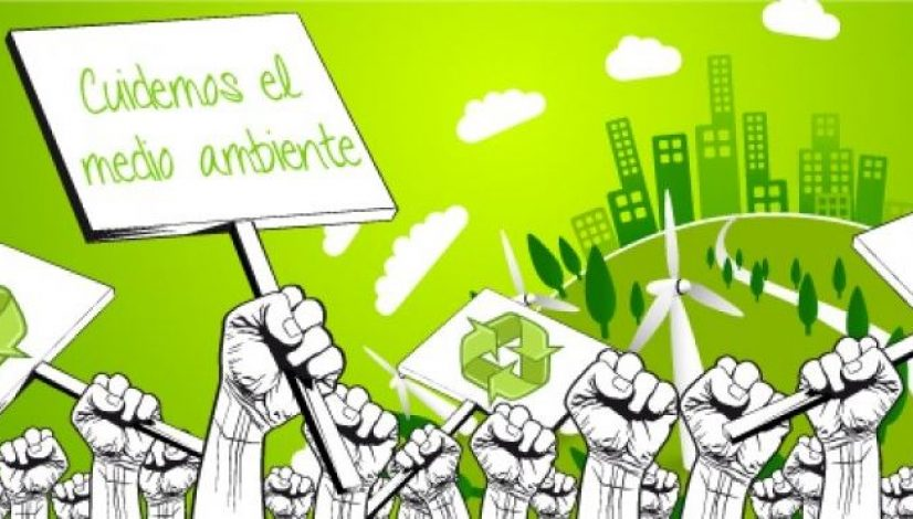 Ecologismo-manifestacion