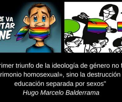 _El primer triunfo de la ideología de género no fue el «matrimonio homosexual», sino la destrucción de la educación separada por sexos_