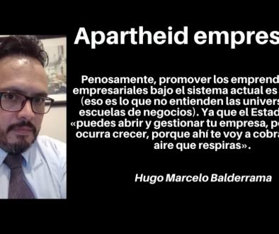 Apartheid empresarial