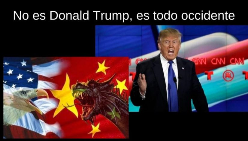No es Donald Trump, es todo occidente