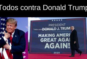 Todos contra Donald Trump