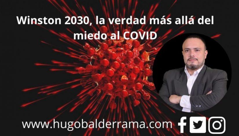 Winston 2030, la verdad más allá del miedo al COVID